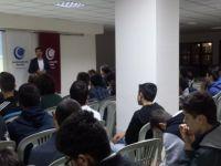 AGD Gençlerle Tanışma Toplantısı Düzenledi