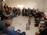 """Vali Ataklı, """"Aksaray'da köylerimizin sorunlarını bir bir çözeceğiz"""""""