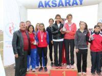Aksaray Atletizim Takımı Emin Adımlarla