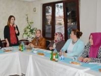 Akmek'li hanımlara ağız ve diş sağlığı konusunda eğitim verilecek