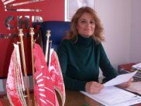CHPli Hacıvelioğlu kadına şiddete dikkat çekti
