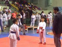Hasandağı karate turnuvasında aksaray 4. Oldu
