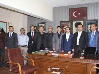 Cemalettin Öztürk'ten Ak Parti yönetimine ziyaret