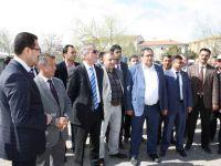 Aksaray'da çiftçilere meyve fidanı dağıtıldı