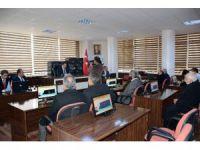 Aksaray Belediyesi'nden Muhtarlara Yazıcı Desteği