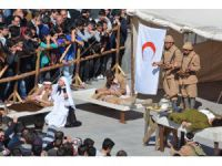 Çanakkale Ruhu Kent Meydanına Taşındı