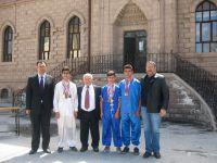Aksaray Merkez Anadolu Lisesi'nde Hedef Avrupa Ve Dünya Şampiyonluğu