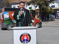 Baro Başkanı Bozkurt'tan 23 Nisan Mesajı