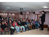 Aksaray'da Toplu Taşıma Araç Şoförlerine Eğitim