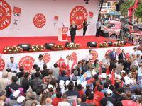 CHP Lideri Kılıçdaroğlu Aksaray'da Konuştu