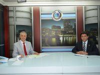Çalışkan Kanal 68 TV'nin konuğu oldu