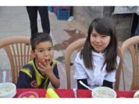 Aksaray'da 500 Yetim Çocuğa İftar