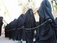 IŞİD cinsel kölelik pazarı kurdu
