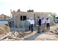 Aksaray'a Yeni Hayvan Merkezi Yapılıyor