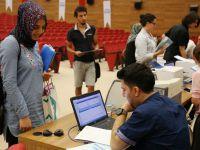 Elektronik Kayıt Öğrencilerin İşlerini Kolaylaştırdı