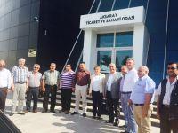 CHP Milletvekilleri Aksaray'da Ses Getirdi