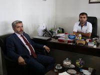 """Rektör Prof. Dr. Şahin, """"Sanayiciyle Teorik ve Pratik Anlamda İşbirliğine Hazırız"""""""