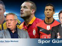 Süper Lig'in yıldızları medya listelerinde de zirvede