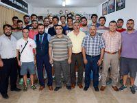 68 Aksaray Belediye Spor Kulübü Basketbol takımında toplu imza töreni