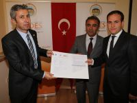 SODES projelerinin finansman sözleşmeleri törenle imzalandı