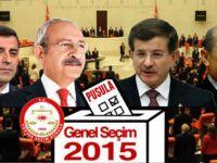 Türkiye seçim havasına girdi