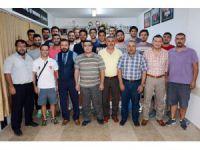 Aksaray Belediye Spor Kulübü Basketbol Takımında Toplu İmza Töreni