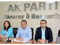 """İl Başkanı Karatay, """"1 Kasım'da Yeniden TEK Başına İktidar Olarak Çıkacağız"""""""