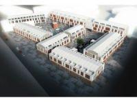Aksaray'da Eski Terminal Yeniden Şekilleniyor