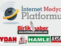 Aksaray'da  4. kuvvetin ortağı internet medyası