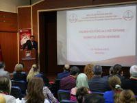 Okuma Kültürü ve -Z-  Kütüphane Semineri Aksaray'da başladı