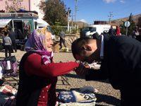 Aksaray'ın Köylerinde Turan Yaldır Rüzgarı