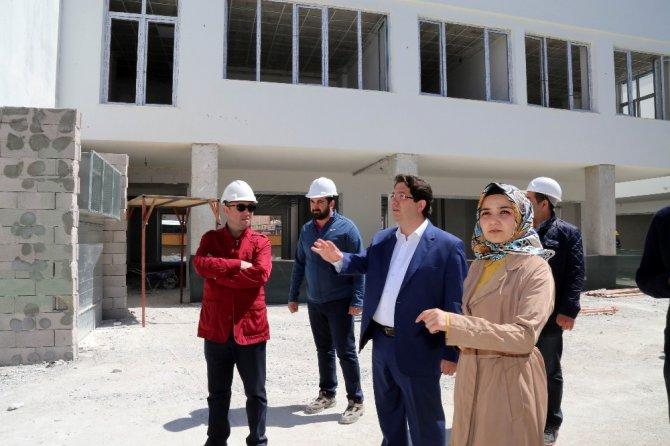 Piri Mehmet Paşa Çarşısı Aksaray'a Yeni Bir Kimlik Kazandıracak