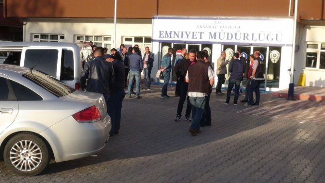 Aksaray'da Uyuşturucu Operasyonu: 7 Gözaltı