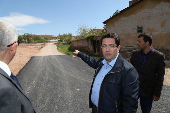 Aksaray'da Yeni Bağlantı Yolları Açıldı