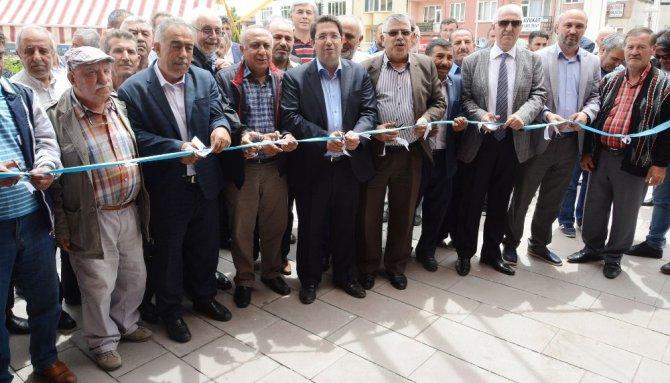 Aksaray Belediyesi Muhtarlar Evini Hizmete Açtı