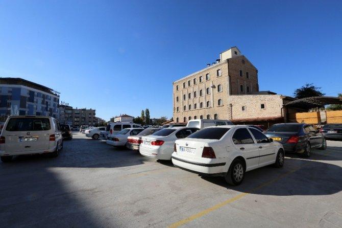 Aksaray'ın Otopark Sorunu Çözüldü