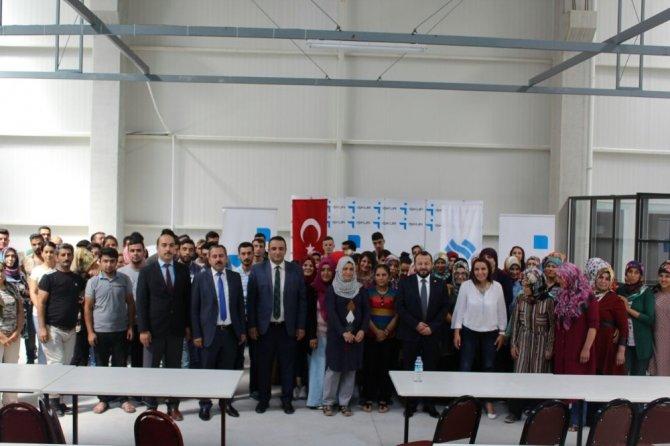 Aksaray'da İşbaşı Eğitim Programlarına Yoğun İlgi