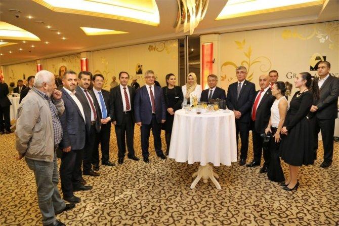 Aksaray'da Cumhuriyet Resepsiyonu