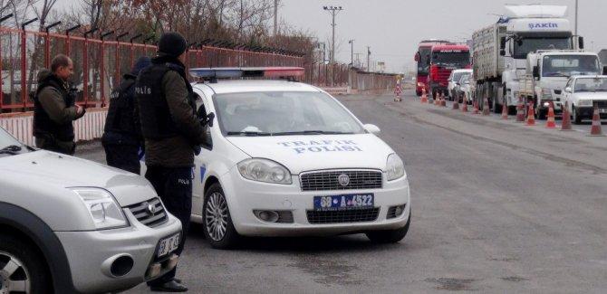 Aksaray Polisi Kuş Uçurtmuyor