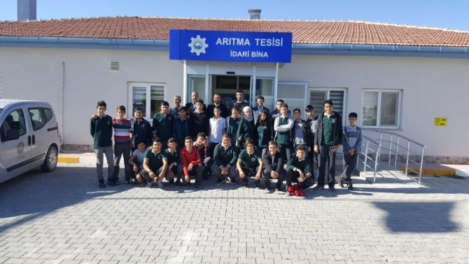 Aksaray'da Tobb Mesleki Ve Teknik Anadolu Lisesinde İnceleme