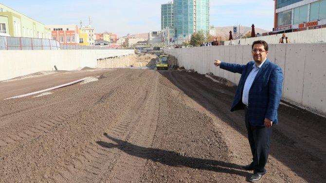 Başkan Yazgı, Basın Mensuplarıyla Projeleri İnceledi