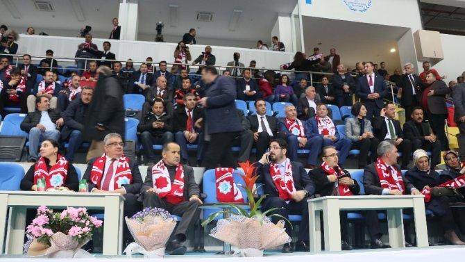 Hentbol 2019 Dünya Şampiyonası Avrupa Elemeleri: Türkiye: 30 - Hollanda: 27
