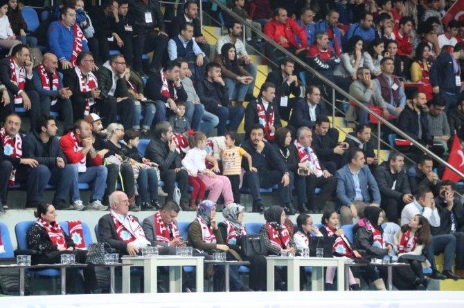 Hentbol 2019 Dünya Şampiyonası Avrupa Elemeleri: Türkiye: 24 - Yunanistan: 23