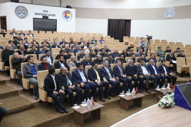 Aksaray'da 'Çiftçiler Buluşması' Programı
