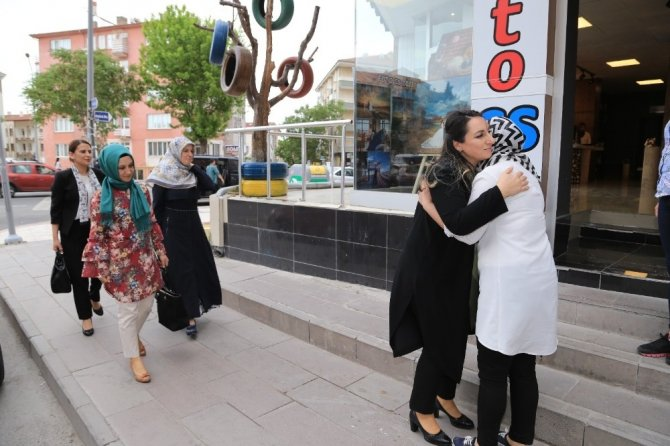 Aksaray'da iş kadını sayısı artıyor