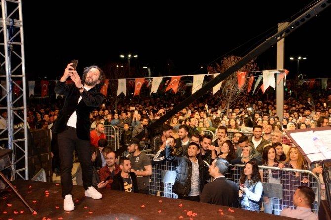 Aksaray'da Recep Tayyip Erdoğan Gençlik Parkı açıldı
