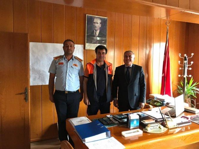 AFAD'dan ilçe belediyelerine kurtarma teçhizat desteği