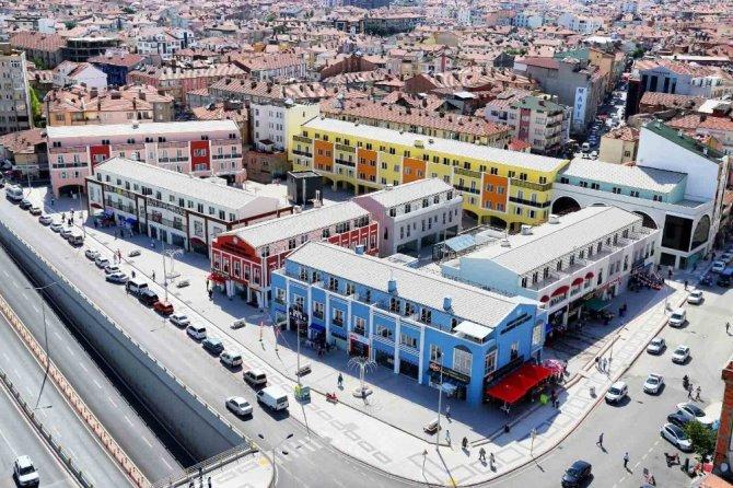 """Başkan Yazgı, """"Yaptığımız projelerle şehrin vizyonu değişti"""""""