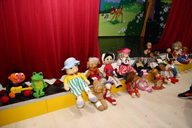 Aksaray Belediyesi çocuk aktivite merkezi açılıyor