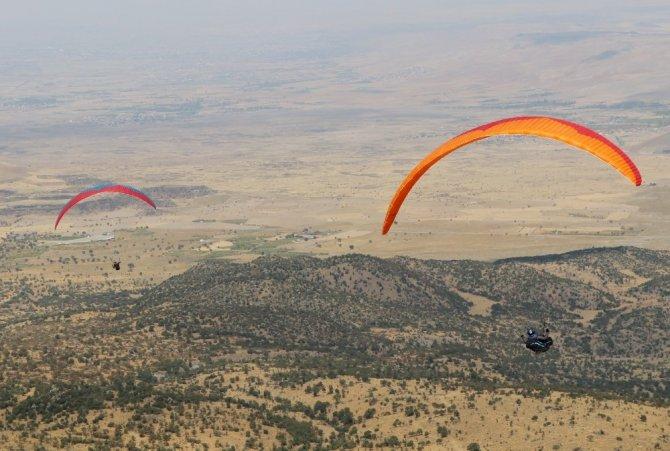 Paragliding World Cup Yamaç Paraşütü Dünya Kupası Aksaray'da başladı